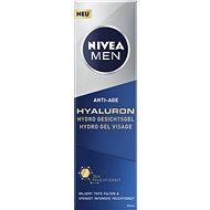 NIVEA MEN Hyaluron Anti-Age Face Gel, 50 ml - Pánsky pleťový gél
