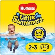 HUGGIES Little Swimmers 2/3 (12 ks) - Plienkové plavky