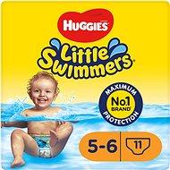 HUGGIES Little Swimmers 5/6 (11 ks) - Plienkové plavky
