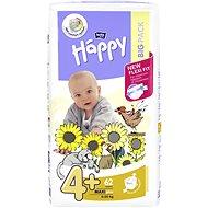 BELLA HAPPY veľ. 4+ Maxi Plus (62 ks)