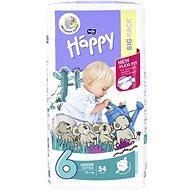 BELLA HAPPY veľ. 6 Junior extra (54 ks)