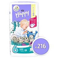 BELLA Baby Happy Junior Extra veľ. 6 (216 ks) - Detské plienky