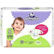 PANDA Junior (36 ks) - Detské plienky