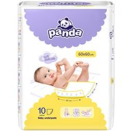 PANDA (10 ks) - Podložka na prebaľovanie