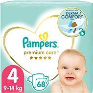 PAMPERS Premium Care Maxi veľ. 4 (68 ks) - Detské plienky