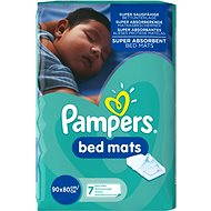PAMPERS Bed Mats do postele (8 – 15 kg) 7 ks - Podložka