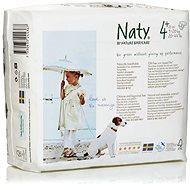 NATY Maxi+ vel. 4+ (25 ks) - Detské plienky