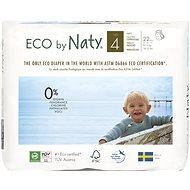 NATY Maxi vel. 4 (22 ks) - Eko plienkové nohavičky