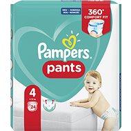 PAMPERS Pants Carry Pack Maxi vel. 4 (24 ks) - Plienkové nohavičky