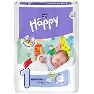 BELLA Baby Happy veľ. 1 New Born (42 ks) - Detské plienky