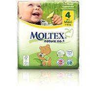 MOLTEX nature no. 1 Maxi 7 - 18 kg (30 ks) - Detské plienky
