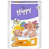 BELLA Baby HAPPY veľ. 2 Mini (38 ks) - Detské plienky