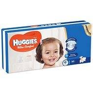 HUGGIES Ultra Comfort Jumbo veľ. 4+ (50 ks) - Detské plienky