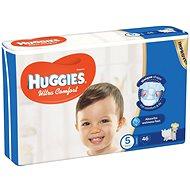 HUGGIES Ultra Comfort Jumbo veľ. 5 (46 ks) - Detské plienky