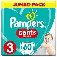 PAMPERS Pants Midi vel. 3 (60 ks) - Jumbo Pack