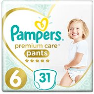PAMPERS Pants Premium veľ. 6 (36 ks)
