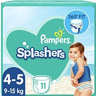 PAMPERS Splasher veľ. 4 (11 ks)