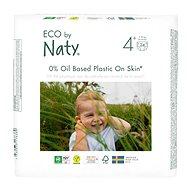 NATY Maxi+ veľ. 4+ (24 ks) - Eko plienky