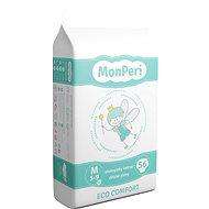 MonPeri ECO Comfort veľ. M (56 ks) - Eko plienky