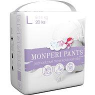 MonPeri Pants veľ. L (20 ks) - Plienkové nohavičky