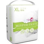 MonPeri Pants veľ. XL (18 ks) - Plienkové nohavičky