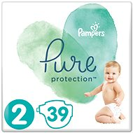 PAMPERS Pure Protection veľ. 2 (39 ks)