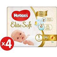 HUGGIES Elite Soft veľ. 1 (104 ks)