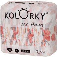 KOLORKY DAY Kvety - Eko plienky