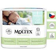 MOLTEX Pure & Nature Newborn veľ. 1 (22 ks) - Eko plienky