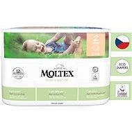 MOLTEX Pure & Nature Mini veľ. 2 (38 ks) - Eko plienky