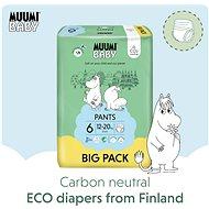 Muumi Baby Walkers Big Pack veľ. 6 (52 ks) - Detské plienky