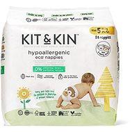 Kit & Kin Eko Naturally Dry Nappies veľ. 5 (30 ks)