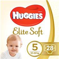 HUGGIES Elite Soft veľ. 5 (28 ks)