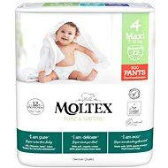MOLTEX Naťahovacie plienkové nohavičky Maxi, 7 – 12 kg (22 ks)