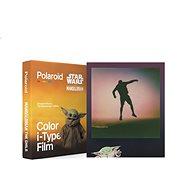 Polaroid I-Type Color Film Star Wars Mandalorian - Fotopapier