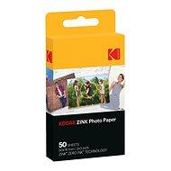 Kodak ZINK ZERO INK 50 - Fotopapier