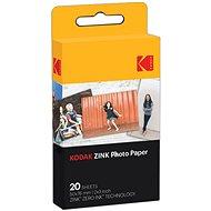 Kodak ZINK ZERO INK 20 - Fotopapier