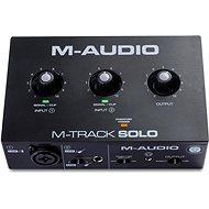 M-Audio M-Track SOLO - Externá zvuková karta