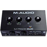 M-Audio M-Track DUO - Externá zvuková karta
