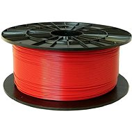 Filament PLASTY MLADEČ 1,75 mm PLA 1 kg perlová červená - Filament