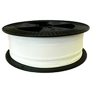 PLASTY MLADEČ 1,75 mm PLA 2 kg biela - Tlačová struna