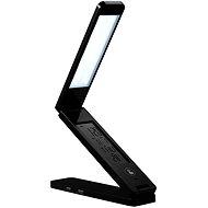 Panlux USB LED čierna 4000K stmievateľná - Lampa