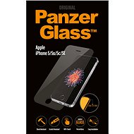 PanzerGlass Edge-to-Edge pre Apple iPhone 5/5S/5C/SE číre - Ochranné sklo