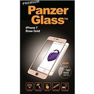PanzerGlass Premium na iPhone 7 ružovozlaté