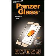 PanzerGlass Premium pre Apple iPhone 7/8 zlaté