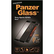 PanzerGlass Premium pre Sony Xperia XZ/XZs čierne - Ochranné sklo