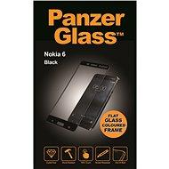 PanzerGlass Edge-to-Edge pre Nokia 6 čierne - Ochranné sklo