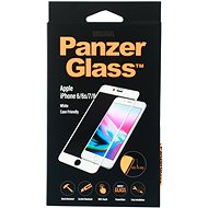 PanzerGlass Edge-to-Edge pre Apple iPhone 6/6s/7/8 biele (CaseFriendly)