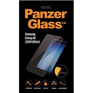 PanzerGlass Edge-to-Edge preSamsung Galaxy A8 Plus (2018) číre