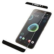 PanzerGlass Edge-to-Edge na HTC Desire 12 čierne - Ochranné sklo
